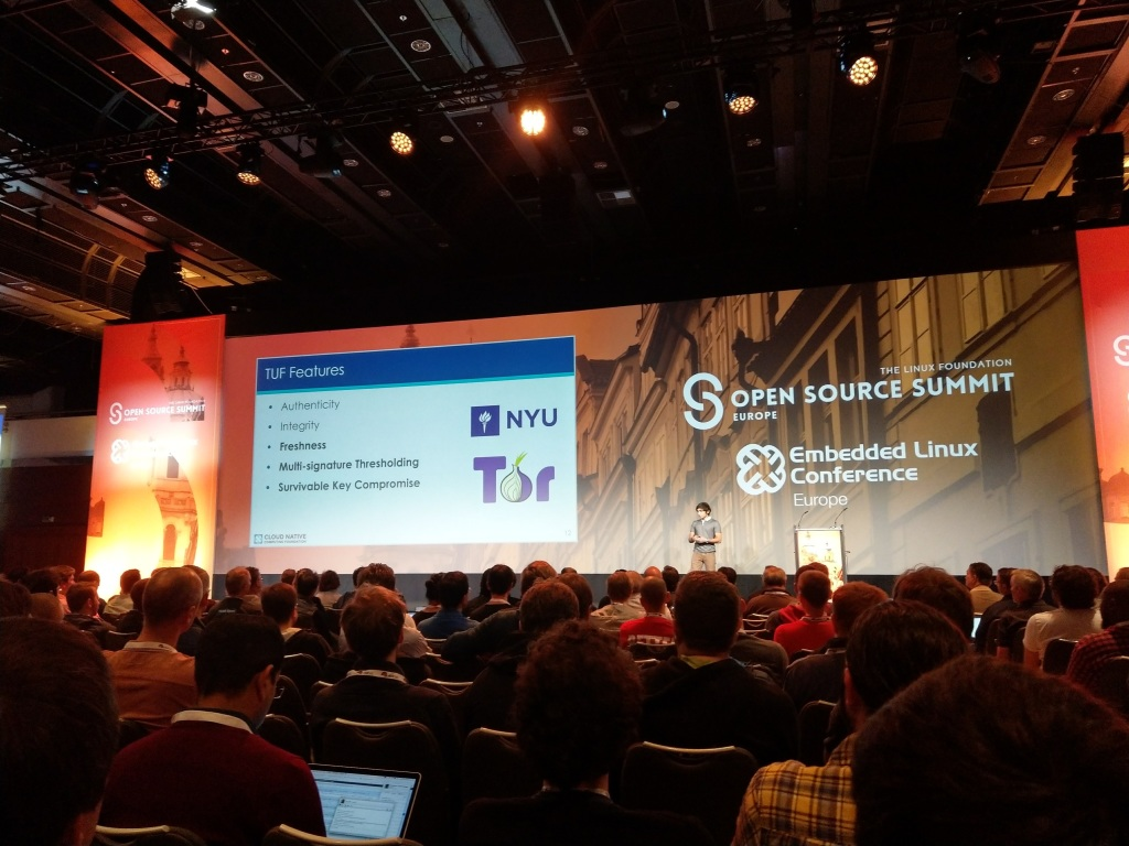 OSS Summit Prague